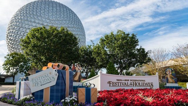 Annual Passholders: Do not miss this perk during EPCOT's Festival of the Holidays