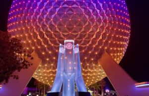 Disney officially introduces Epcot neighborhoods in new guidemap