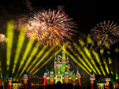 Disney World Releases Park Hours through New Year's Eve