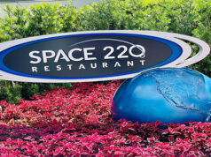 Review: Out of this world dining experience at Space 220 Restaurant